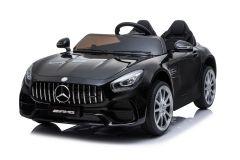 Mercedes AMG GT 12V Elettrico Con Licenza a 2 Posti Nero