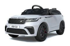 12V Range Rover Velar Bianco con licenza Girainauto