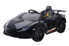 Lamborghini Huracan con licenza 12V Nero