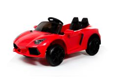 12V Vettura Sportiva Roadster Rosso