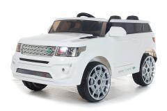 4x4 Tipo Range Sportive Bianco Girainauto Elettrica per bambini