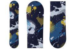 Tigris Junior Snowboard Ragazzi e Attacchi 110cm