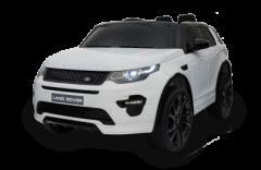 12V Land Rover Discovery Bianco con licenza Girainauto