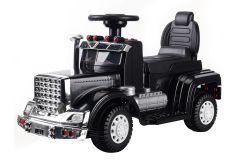 Camion elettrico 6V Nero
