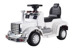 Camion elettrico 6V Bianco