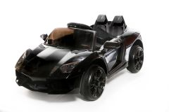 12V Vettura Sportiva Roadster Nero