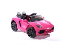 12V Vettura Sportiva Roadster Rosa
