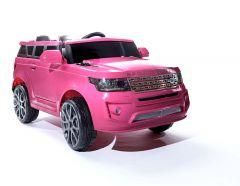 4x4 Tipo Range Sportive Rosa Girainauto Elettrica per bambini