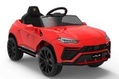 12V Lamborghini Urus con Licenza Rosso