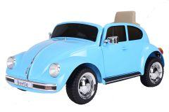 12V Maggiolino VW con Licenza Celeste