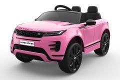 12V Range Rover Evoque con Licenza Rosa