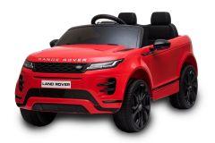 12V Range Rover Evoque con Licenza Rosso