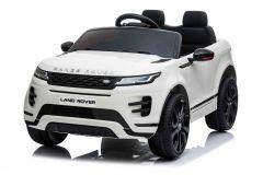 12V Range Rover Evoque con Licenza Bianco