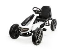 Go Kart a pedali Mercedes con licenza